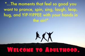 adulthood.