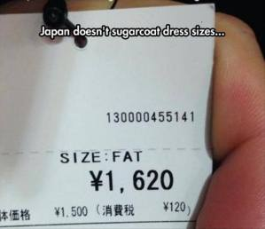 size fat